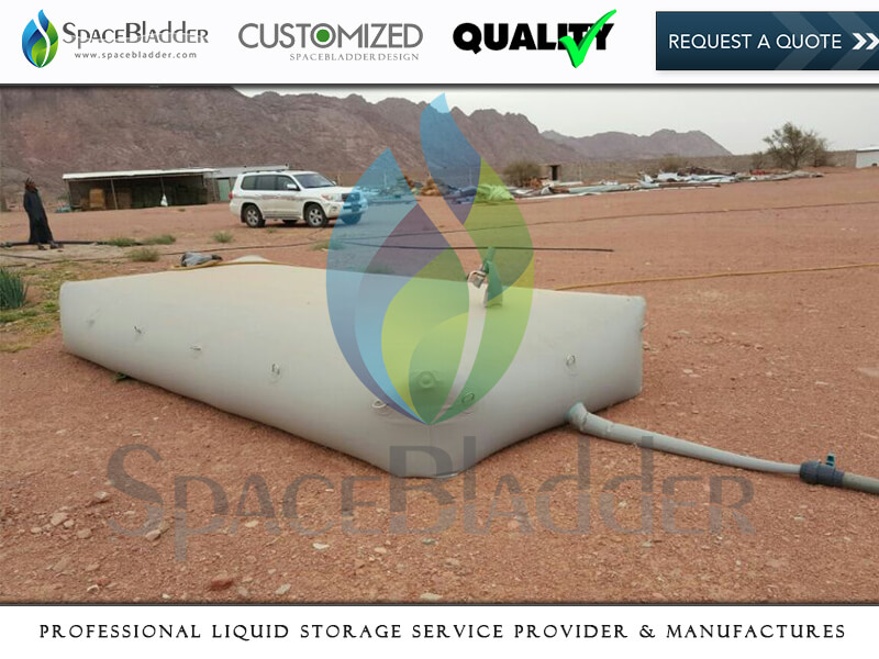 Customized Square Shape PVC Water Storage Tank On Middle East